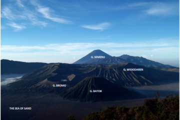 8 HOURS BROMO TOUR START AT 2AM